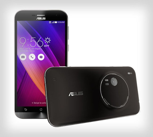 Asus Zenfone Zoom Smartphone with 3x Optical Zoom Now Official