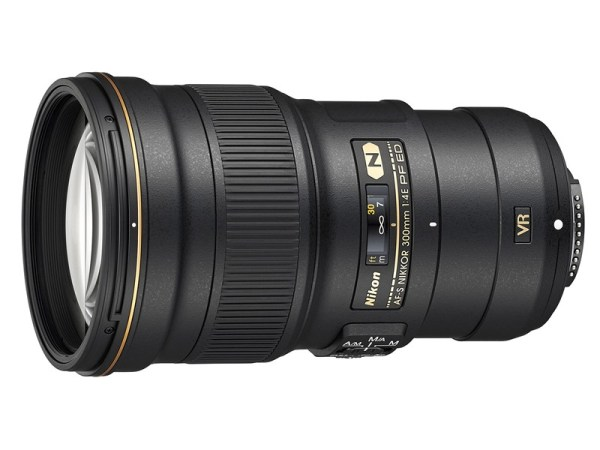 Nikon AF-S NIKKOR 300mm f/4E PF ED VR Officially Announced