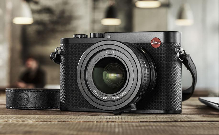 Leica Q Typ 116 Full-Frame Compact Camera Announced - Daily Camera News