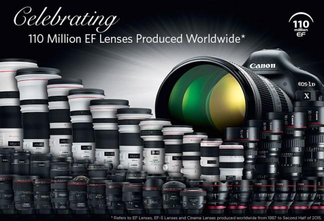 canon-celebrates-milestone-of-110-million-interchangeable-ef-lenses-production