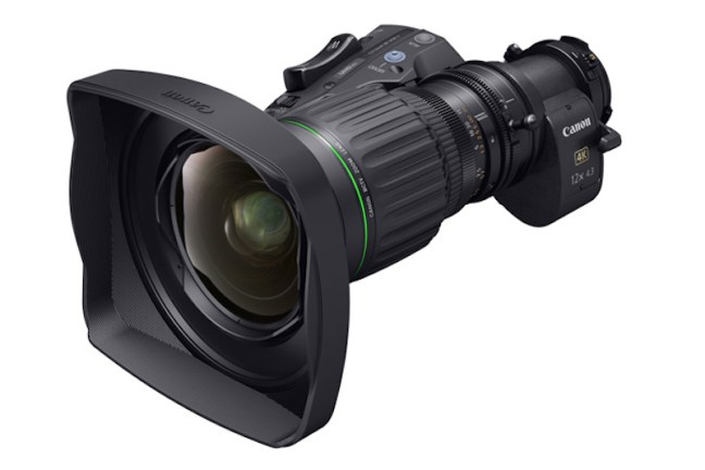 Canon-announced-the-worlds-first-4K-UHD-wide-angle-CJ12ex4.3B-portable-broadcast-lens
