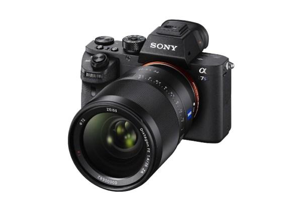 a7S II (PRNewsFoto/Sony Electronics)