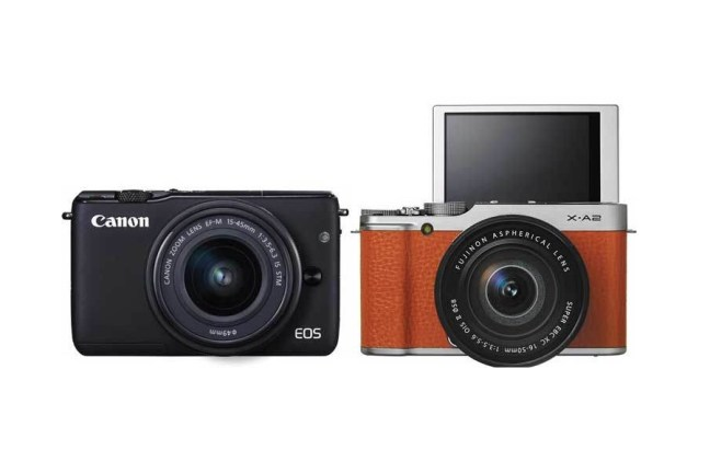 canon-m10-vs-fujifilm-x-a2-comparison