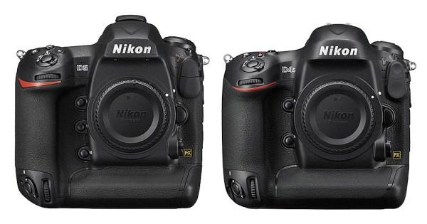 Nikon-D5-vs-Nikon-D4s