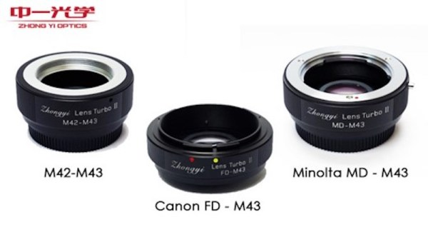 new-zhongyi-lens-turbo-adapters-for-micro-four-thirds-cameras