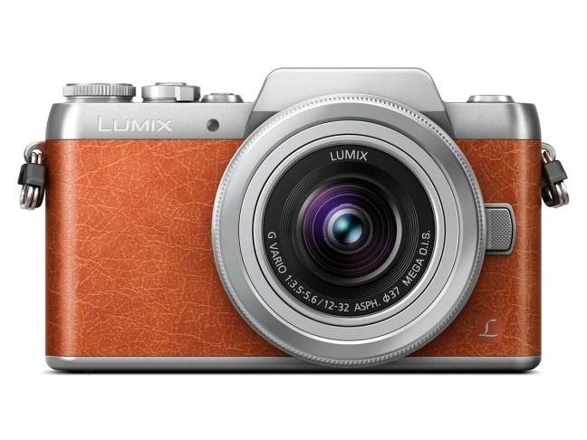 Panasonic GF8 Micro Four Thirds Camera Officially Announced