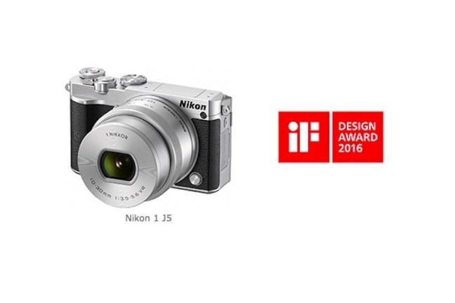 nikon-1-j5-mirrorless-camera-wins-design-award-2016