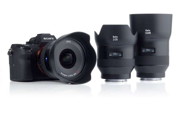 Zeiss Batis 40mm f/2 CF FE lens rumored to be announced soon