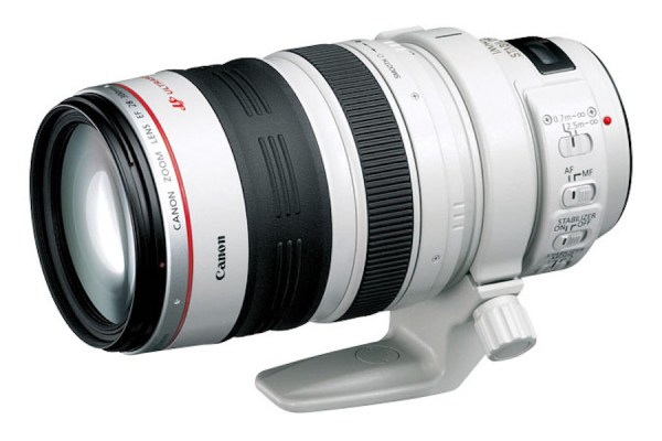 Canon EF 28-560mm f/2.8-5.6 Lens Patent