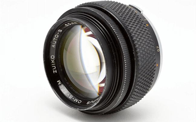 olympus f/1.2 lenses