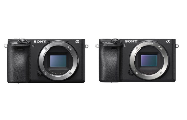 Specifications Comparison of Sony A6500 vs A6300 Cameras