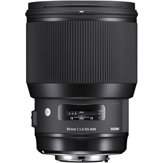 Sigma 85mm f/1.4 DG HSM Art Lens Sample Images