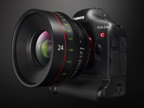 Canon EOS-1D C Firmware Version 1.4.1 Released