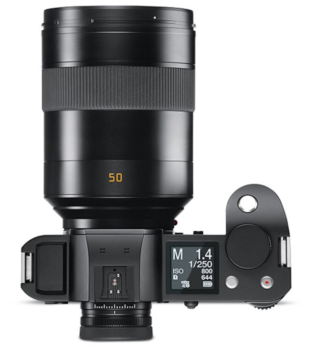 Leica SL Type 601 firmware update 3.1 released