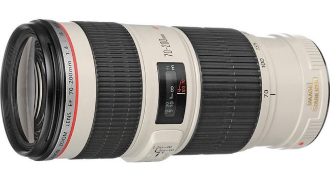 Canon EF 70-200mm f/4L IS II USM Lens to be Announced Before Photokina 2018