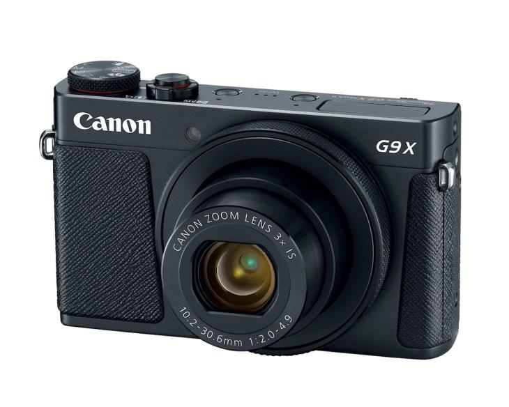 Canon PowerShot G9 X Mark II Officially Announced