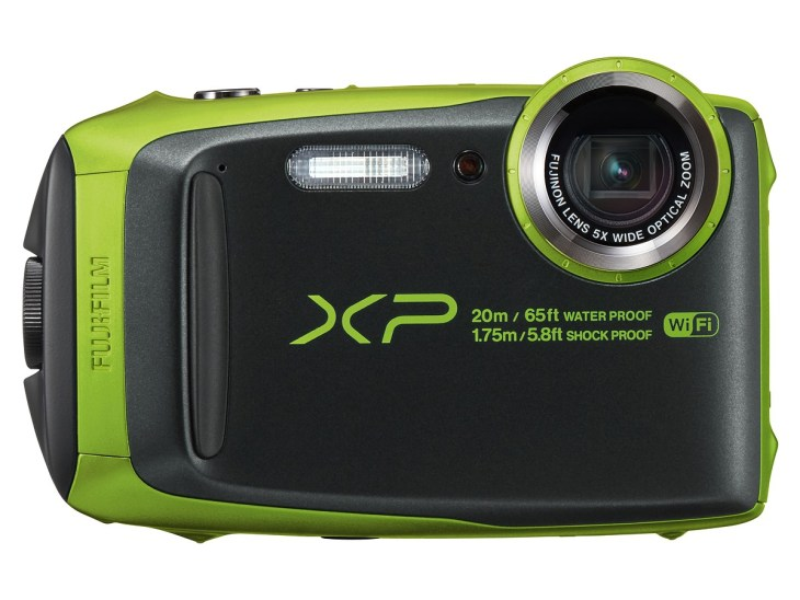 Fujifilm XP120 is a new rugged compact camera