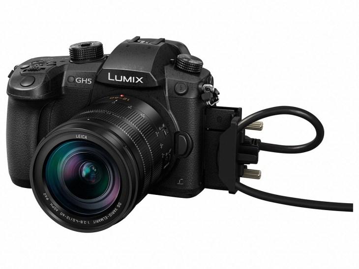 Panasonic GH5 Camera Officially Announced