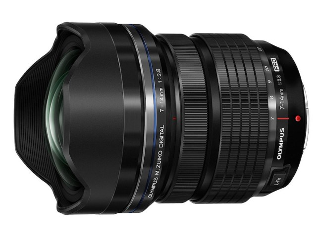 10 Most Popular Micro Four Thirds Lenses - Olympus 7-14mm f/2.8 Pro