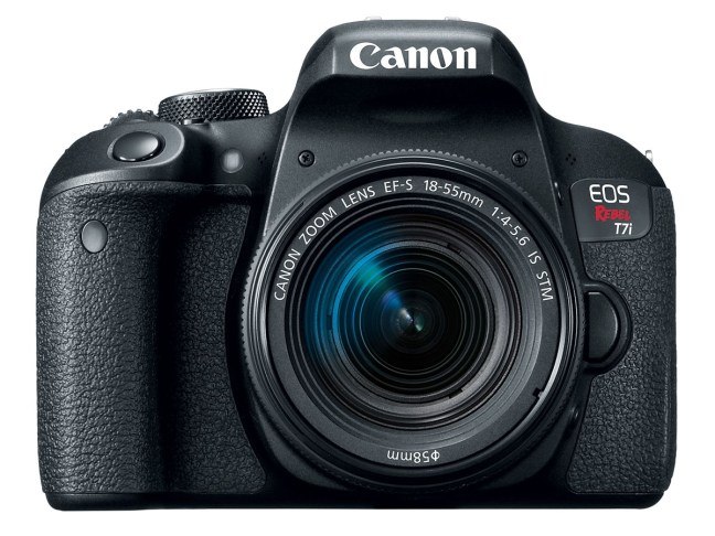 Canon EOS Rebel T7i  / 800D Announced with Dual Pixel AF