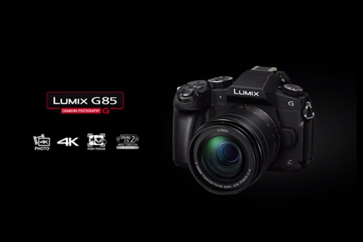 Panasonic firmware update for G85, GX85 and 100-400mm lens
