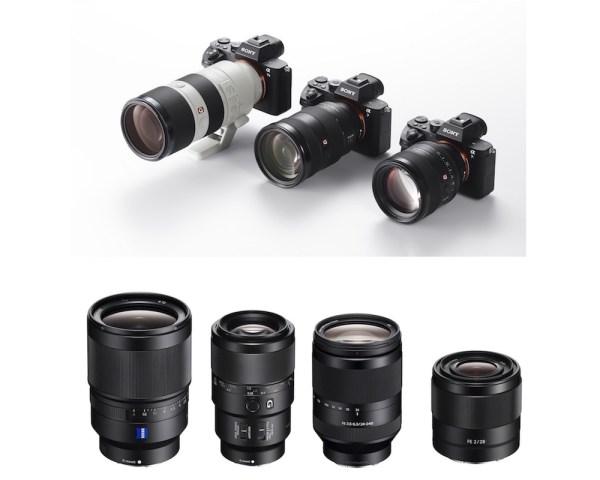 Best Sony Full Frame E Mount Lenses