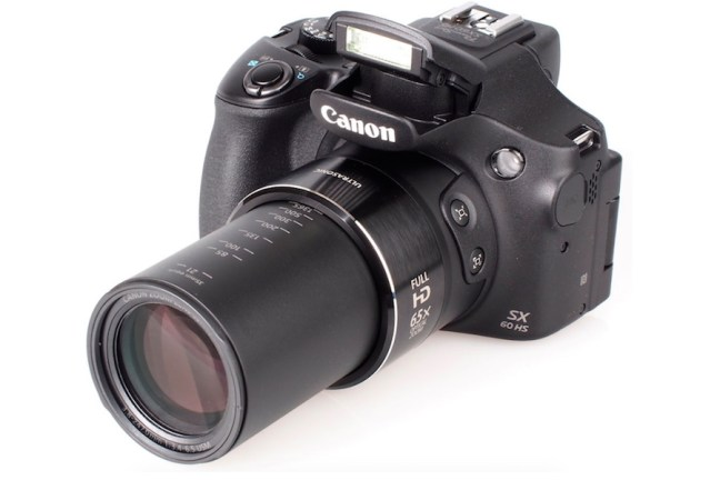 Canon PowerShot SX70 HS camera to be announced soon