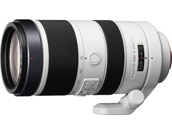 Sony Rumored to Announce a new FE 100-400mm G Lens
