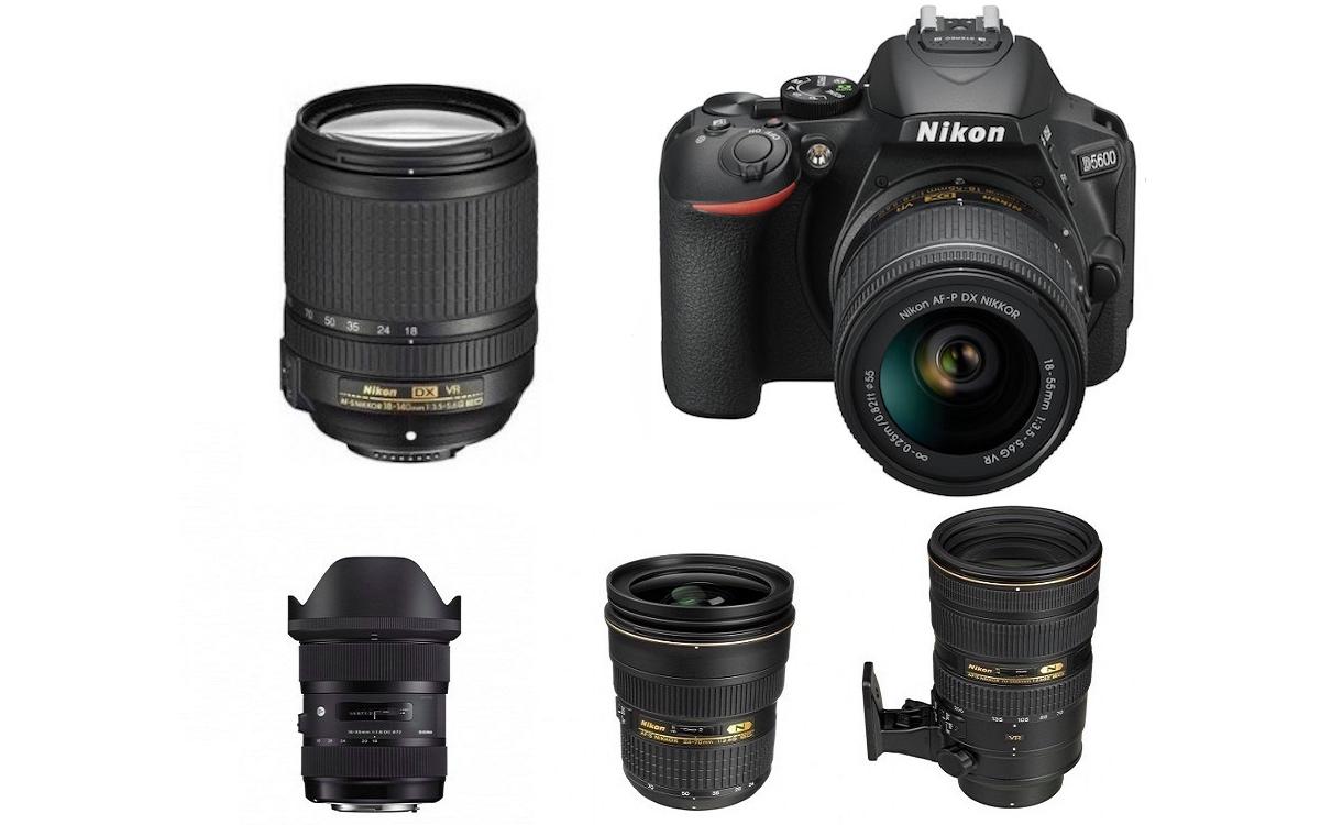 Best Lenses For Nikon D5600 Daily Camera News