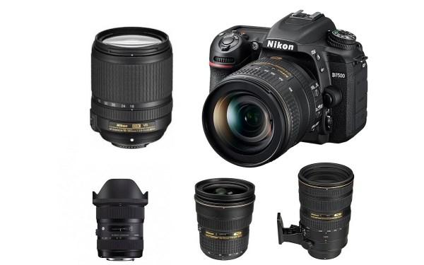 Best Lenses for Nikon D7500