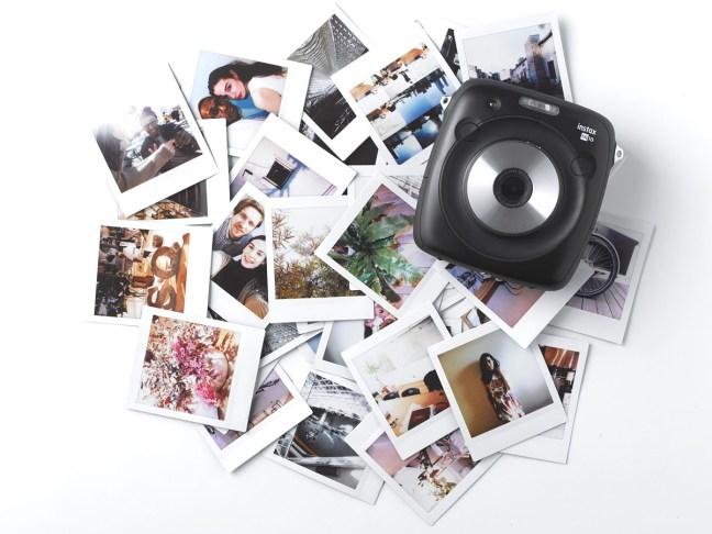 Fujifilm Instax Square SQ10 is the First Hybrid Instax Camera