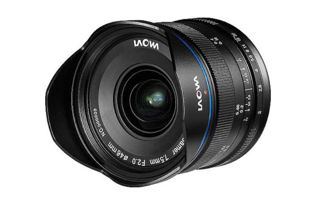 Laowa 7.5mm f/2 MFT Lens Pricing Announced : $499