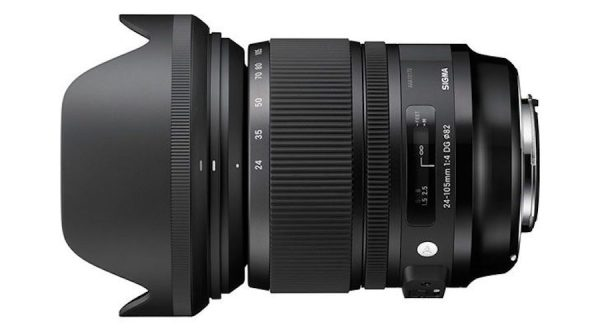Sigma Updates Firmware on One Art Lens and 3 Contemporary Zoom Lenses