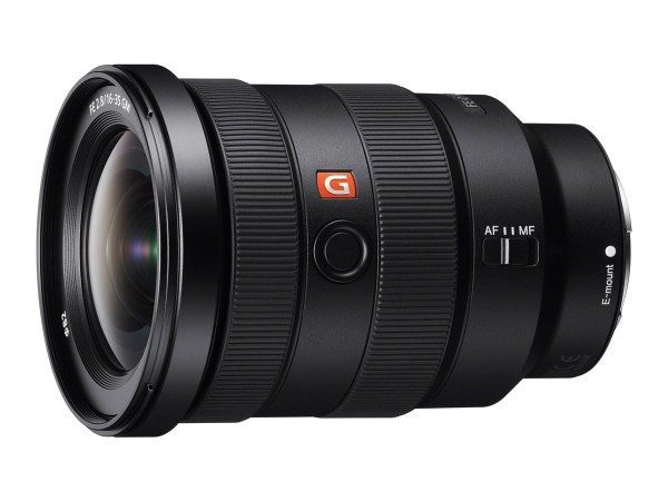 New FE 16-35mm F2.8 GM Wide-Angle Zoom Lens