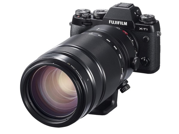 Confirmed : Fujifilm XF 200mm Lens to Feature Fast F/2 aperture