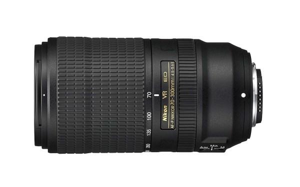 Nikon unveils full-frame AF-P Nikkor 70-300mm F4.5-5.6E ED VR