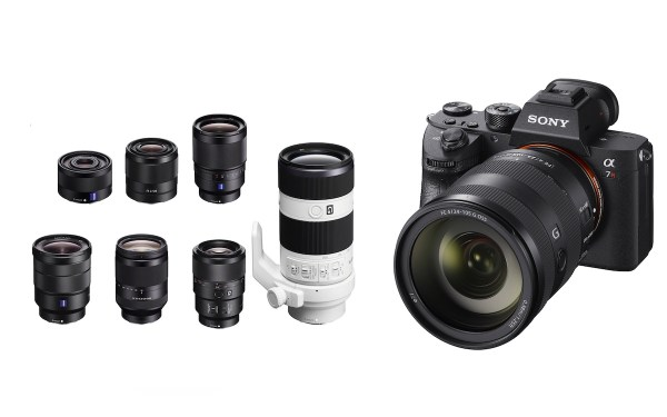 Best Lenses for Sony A7R III