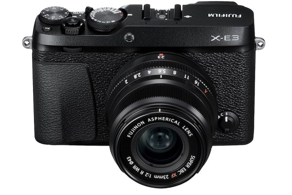 Fujifilm Released X-E3 Ver1.20 and X100F Ver2.10 Firmware Updates