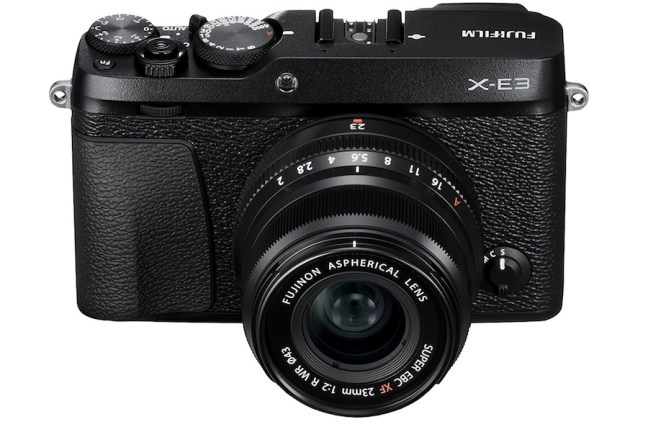 Next Fujifilm X-E3 Firmware Might Bring Real Time Geotagging Feature