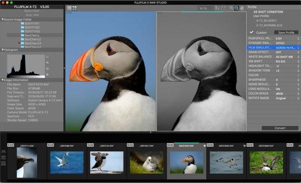 Fujifilm announces launch of the new X RAW Studio Conversion System