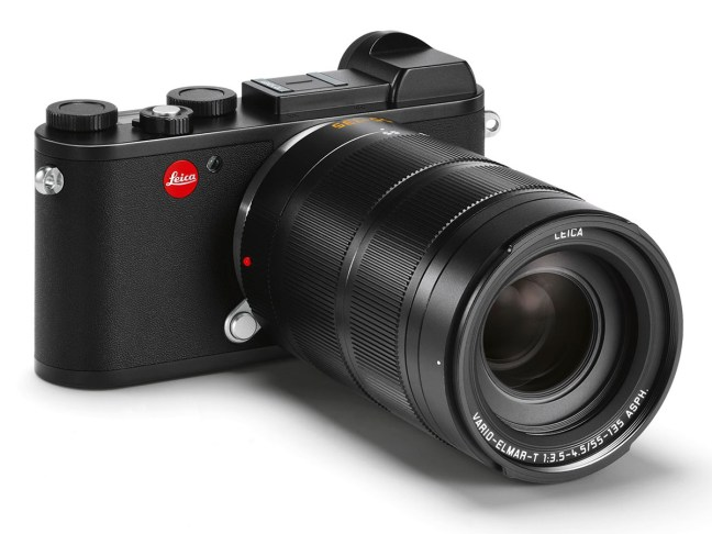 Leica CL Mirrorless Camera Officially Announced