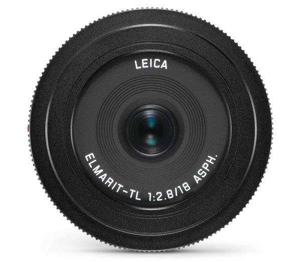 Leica Elmarit-TL 18 mm f/2.8 ASPH Lens Officially Announced