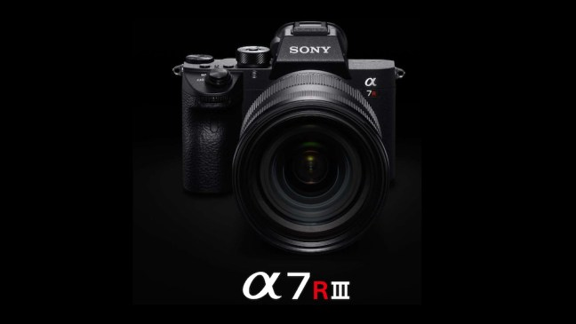 Sony a7R III Firmware Update Version 1.10 Released