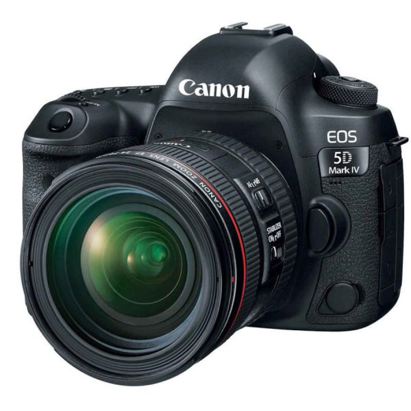 Canon EOS 5D Mark IV product advisory, firmware update coming in February 2018