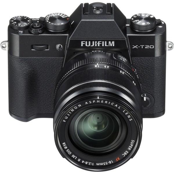 Fujifilm X-T20 Firmware Update Ver.2.00 Released