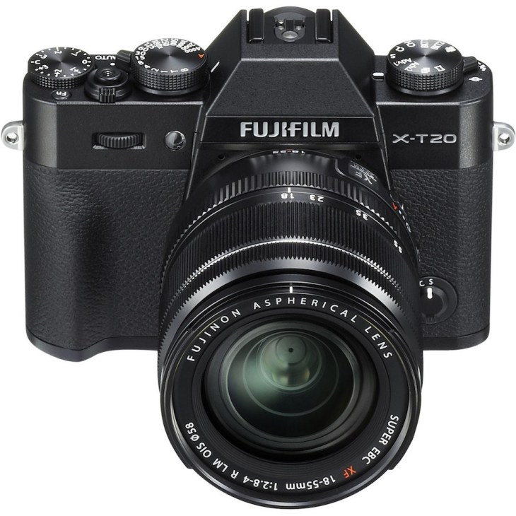Fujifilm X-T20 Firmware Update Ver.2.00 Released