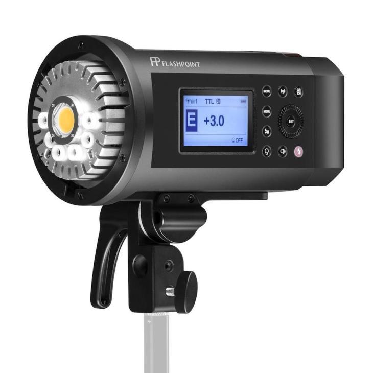 Flashpoint XPLOR 600PRO TTL Monolight Announced, Price : $899