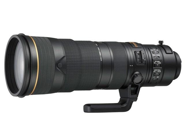 NikonAF-S NIKKOR 180-400mm f/4E TC 1.4 FL ED VR Lens Officially Announced
