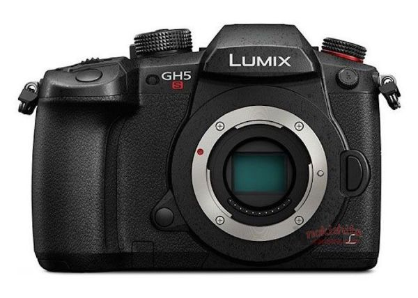 First Panasonic GH5s images leaked on the web