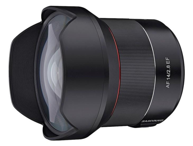 Samyang Launch AF 14mm F2.8 EF Lens for Canon DSLRs